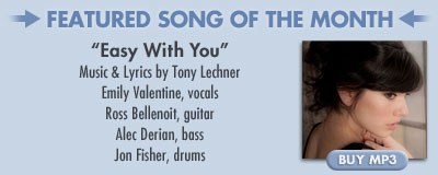 Featured Song of the Month - Easy With You